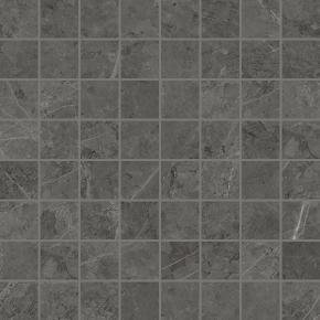 Italon Charme Evo Floor Project Antracite Mosaico Lux