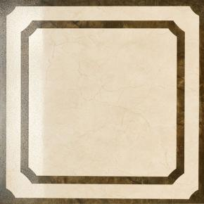 Italon Charme Floor Project Cream Inserto Frame