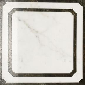 Italon Charme Floor Project Pearl Inserto Frame