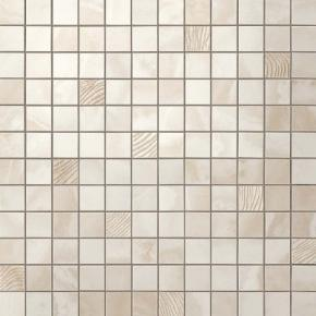 Atlas Concorde Supernova Onyx Wall Pure White Mosaic