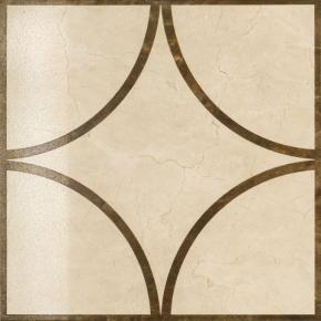 Italon Charme Floor Project Cream Inserto Loop Lux