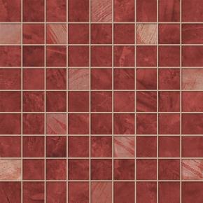 Thesis Red Mosaic