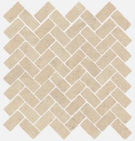 ROOM STONE BEIGE MOSAICO CROSS