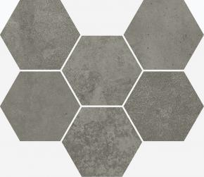 TERRAVIVA DARK MOSAICO HEXAGON