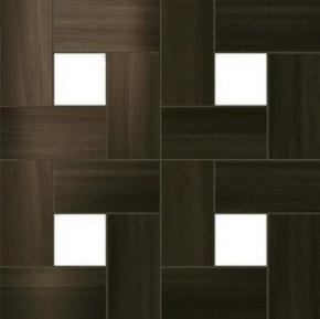 Atlas Concorde Aston Wood Floor Dark Oak Mosaic Lap