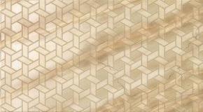 Atlas Concorde Supernova Marble Wall Elegant Honey Hexagon