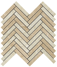 Atlas Concorde Force Light Herringbone Mosaic
