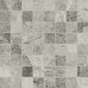 Italon Charme Extra floor project Silver Mosaico Lux